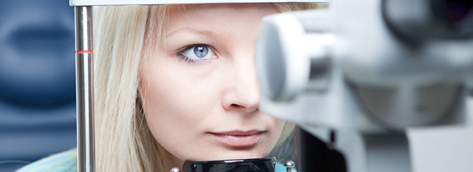 Eye Exams at Suter Brook Optometry Clinic