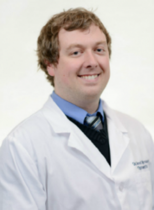 Dr. Jared Bjarnason at New Westminster Optometry