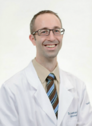 Dr. Jonathan Thom at New Westminster Optometry